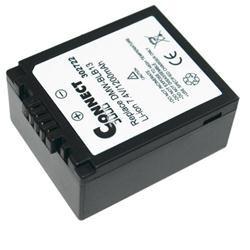 Akku passend für Panasonic DWM-BLB13 7,2Volt 1.050mAh Li-Ion (kein Original)