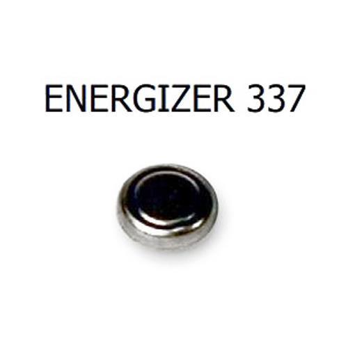 Knopfzelle Energizer 337 mit 1,55 Volt