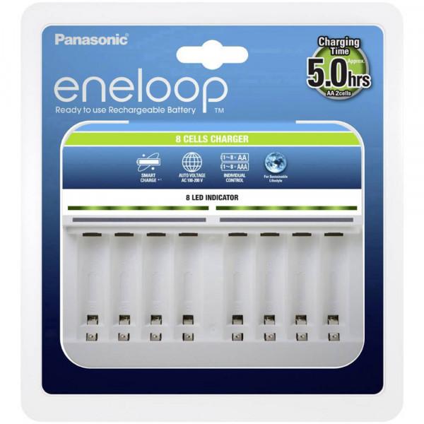 Panasonic BQ-CC63 8-fach Ladegerät