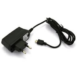 Handy-Ladegerät mit Micro-USB und 1000mA passend für HTC, Huawei, Kyocera, LG, Motorola uvm.