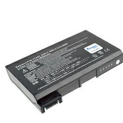 Akku passend für Dell Smartstep 100N, Inspiron 2500, Latitude C uvm. 14,4Volt 4.500mAh Li-Ion (kein