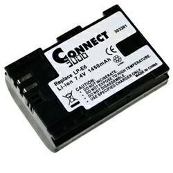 Akku passend für Canon LP-E6 7,4Volt 1.400mAh Li-Ion (kein Original)
