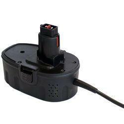 Akku Power Mainsconnector MC-310 APDE-18V ersetzt alle Würth SP18, DeWalt DE9098 und ELU EZWA 90 Akk