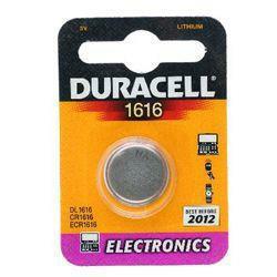 Duracell DL1616 Lithium-Knopfzelle mit 3,0Volt