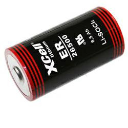 XCell Lithium Batterie CR26500 3,6Volt 8.500mAh (C) Baby