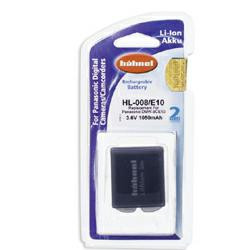 Hähnel Akku passend für Panasonic CGA-S008E 3,7Volt 850mAh Li-Ion (kein Original)