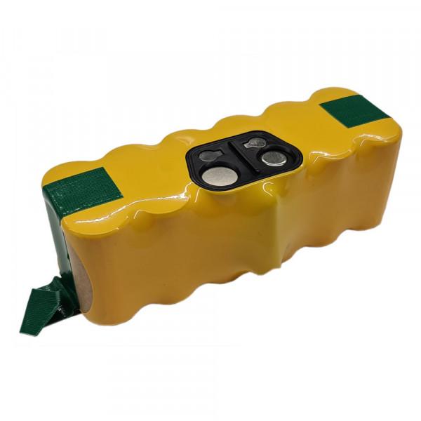Akku passend für IRobot Roomba 500 Serie, 14,4Volt 3500mAh NiMH (kein Original)