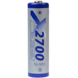 Xcell Mignon 2700 Test, erreichte Zeit: 287 Min.