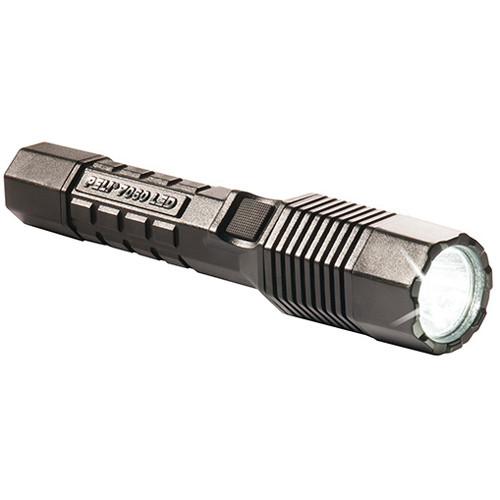 Peli 7060 LED-Taschenlampe schwarz