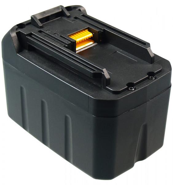 Akku passend für Makita BH-2433 mit 25,2V 3,3Ah Li-Ion (P5200)