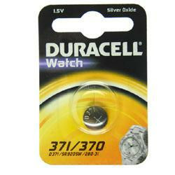 Duracell D371 Knopfzelle