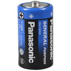 Panasonic General Purpose Mono Test, erreichte Zeit: 36 Min.