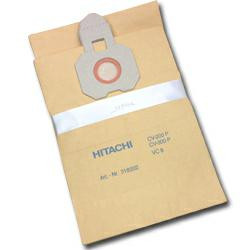 HiKoki Papierfilter 2-lagig f. Staubsauger CV200/CV300 (10 Stk.) Hinweis: nur mit Adapter 744636 ver