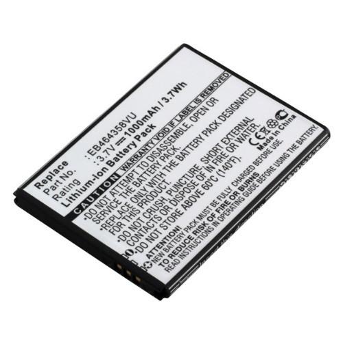 Akku passend für Samsung EB464358VU 3,7Volt 1000mAh Li-Ion