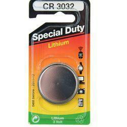 BECO Knopfzellen Batterie CR3032L Knopfzelle