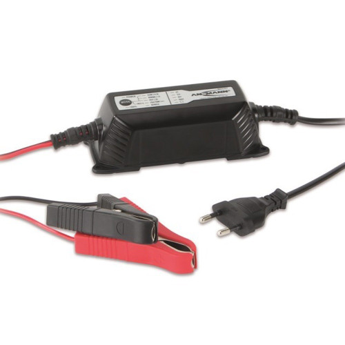 Ansmann Automatik Ladegerät ALCT6-24/2 für Bleiakkus - mit vielen Features