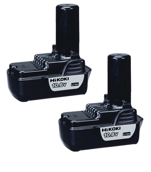 HiKoki Akku Booster Pack 1002 / BCL1015x2 (4270212)