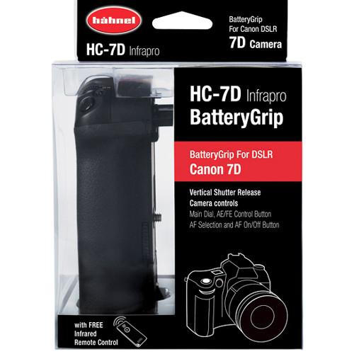 Canon EOS 7D Batteriegriff für DSLR Kamera