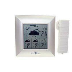 Wetterstation WD 4000 mit Satellitengestützte WETTER-direkt-Technologie