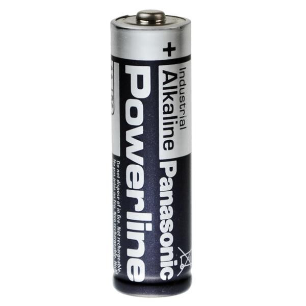 Panasonic Mignon Batterie PowerLine-Alkaline LR6