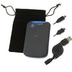 XCell PB01 Externer Zusatzakku für Digitalkamera, Handy oder PDA