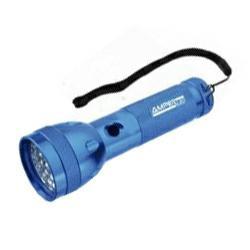 Ampercell MultiLED 28 LED-Taschenlampe aus Aluminium in Blau