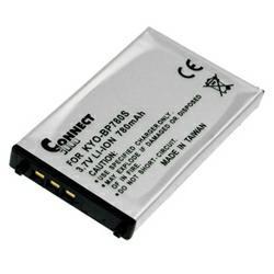 Akku passend für Kyocera BP-780S 3,7Volt 800mAh Li-Ion (kein Original)