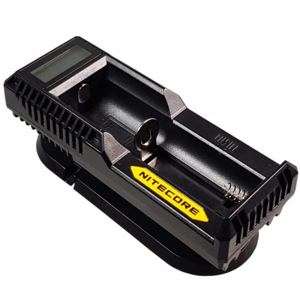 NiteCore UM10 USB-Ladegerät für 18650, 18490, 18350, 17670, 17500, 16340, 14500, 10440 Akkus