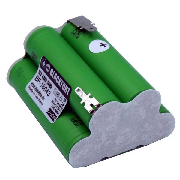 Ersatz-Akku für Gardena Turbotrimmer AccuCut 2417 mit 18V Li-Ion 3.0Ah Zellenpaket