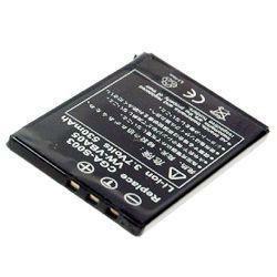 Akku passend für Panasonic CGA-S003 3,7Volt 530mAh Li-Ion (kein Original)