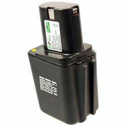 Akku passend für Bosch 2 607 335 176 mit 9,6V 3,0Ah Ni-MH
