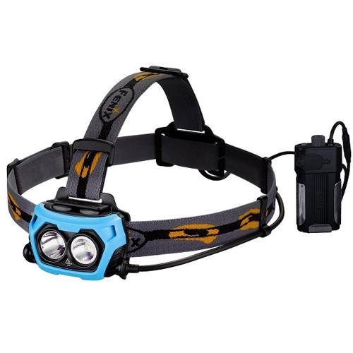 Fenix HP 40F Cree XP-E2 M3 und XP-G2 R5 LEDs Fishing Kopfleuchte mit 450 Lumen weißen & blauen LED