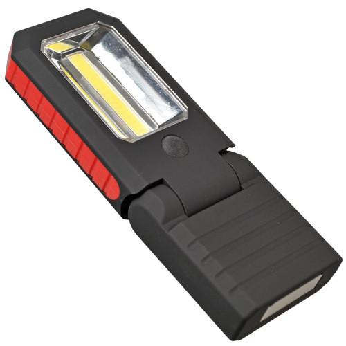 Magnetische Arbeitslampe mit LEDs - flexibles Worklight im Taschenformat
