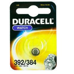 Duracell D392 Knopfzellen