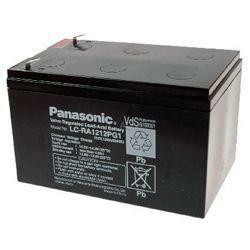Panasonic LC-RA1212PG1 12,0Volt 12Ah Bleiakku mit 6,3mm Steckanschlüssen