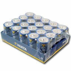 Varta Mono Batterie 20 Stück V4020 LR20D