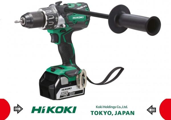 Hikoki DV18DBL2 (5,0) (HSC II) Akku Schlagbohrschrauber