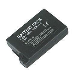 Akku passend für Sony PSP-110 3,8Volt 1.800mAh Li-Ion (kein Original)