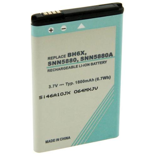 Akku passend für Motorola BH6X 3,7Volt 1800mAh Li-Ion (kein Original)