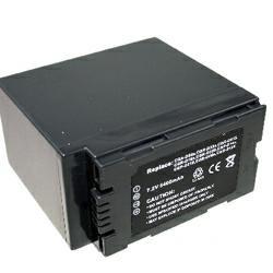 Akku passend für Panasonic VW-VBD55 7,4Volt 5.400mAh Li-Ion (kein Original)
