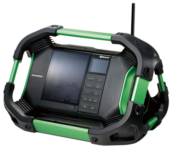 Hikoki UR18DSDL Akku Baustellenradio (DAB, Bluetooth)
