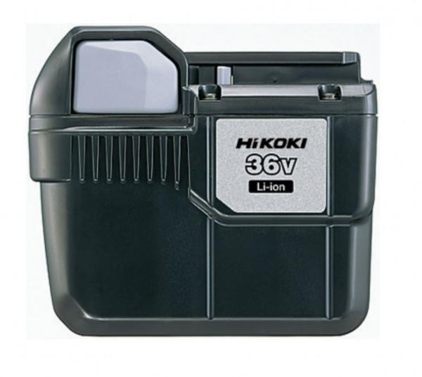 Original HiKoki Akku BSL 3626 mit 36V 2,6Ah Li-Ion