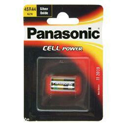 Panasonic 4SR44 Cell Power mit 6 Volt