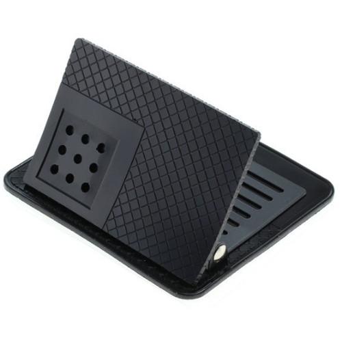 Anti-Rutschmatte für Smartphones mit Winkelhalter