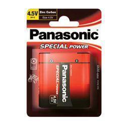 PANASONIC Flachbatterie Special Power 3R12R Flachbatterie im Blister
