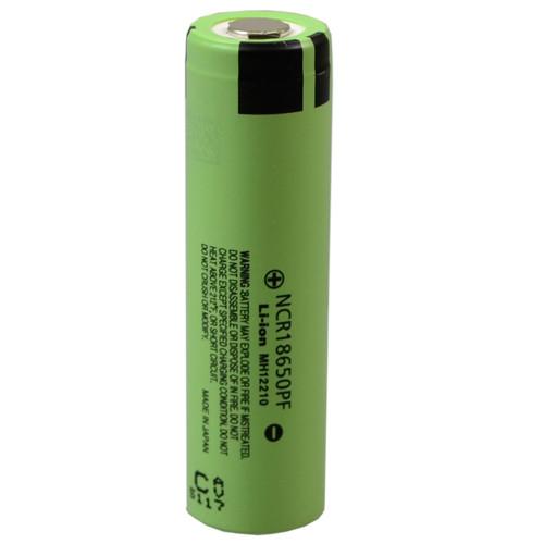 Panasonic NCR-18650PF Li-Ion Zelle 3,6V 2,9Ah, ohne Lötfahne
