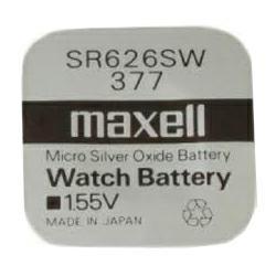 Maxell SR626SW Batterie Silberoxid Knopfzelle