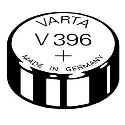 Varta Uhrenbatterie V396 im 10er Pack
