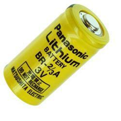 Panasonic Lithium Batterie BR-2/3A 3,0Volt 1200mAh