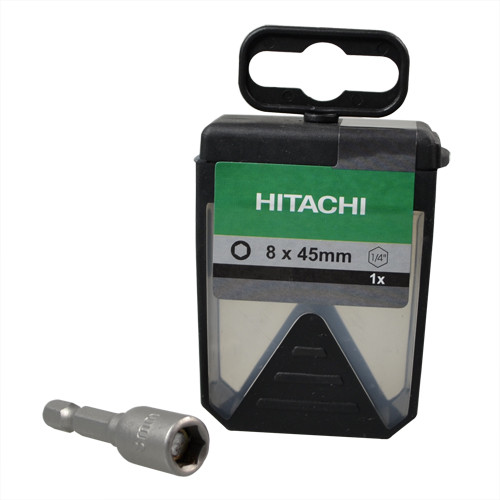 HiKoki 8x45mm Steckschlüsseleinsatz, magnetisch